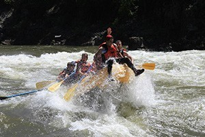 Pangaea River Rafting - raft & kayak trips :: Anything but ordinary with a little something for everyone. Whitewater adventures, wine tasting trips, scenic water float tours, bird-watching, and kayaking. Tons of fun!
