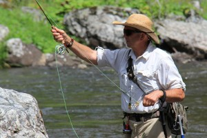 """The Lodge at Paradise- wilderness fishing trips :: Experience a """"Night in Paradise"""" at our historic Paradise Base Camp. A true Glamping experience at one of the most picturesque settings in the West. Great fishing & dining."""