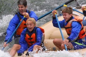 Pangaea River Rafting - leave boring behind : Anything but ordinary with a little something for everyone. Whitewater adventures, wine tasting trips, scenic water float tours, bird-watching, and geo trips.
