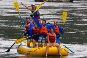 Pangaea River Rafting - leave boring behind