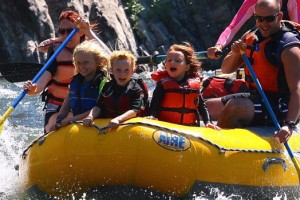 Pangaea River Rafting - kids enjoy it most