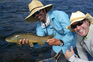 Montana Fishing Outfitters - on the Clark Fork :: Great guided trips on the western freestone rivers of the Missoula area - the Blackfoot, Clark Fork and Bitterroot Rivers. Package trips available, great guiding guaranteed.