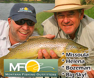 Montana Fishing Outfitters - Missoula area fishing : Great guided trips on the western freestone rivers of the Missoula area - the Blackfoot, Clark Fork and Bitterroot Rivers. Package trips available, great guiding guaranteed.