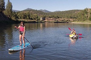 Montana River Guides - kayak & SUP options