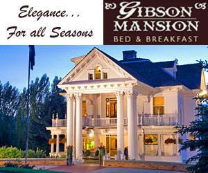 Gibson Mansion - historically elegant B&B