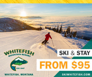 Whitefish Mountain Resort | Ski & Stay for $95