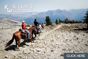 K Lazy 3 Adventures | Glamping Trips & Trail Rides