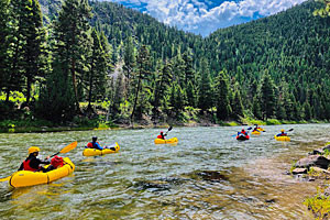 10,000 Waves SUP & Kayak Adventures