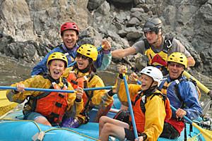 10,000 Waves Raft & Kayak Adventures