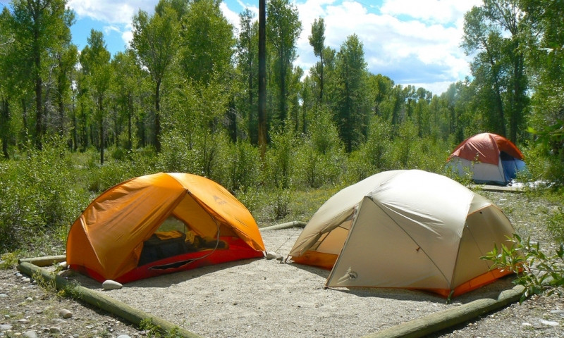 Gros Ventre Campground