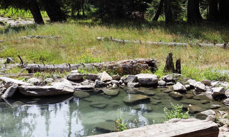 Missoula Hot Springs