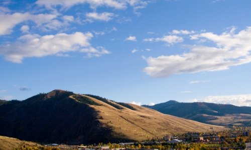 Missoula Mountains