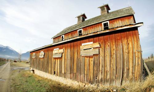 Montana Bitterroot Valley