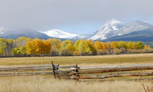 Bitterroot Valley Montana