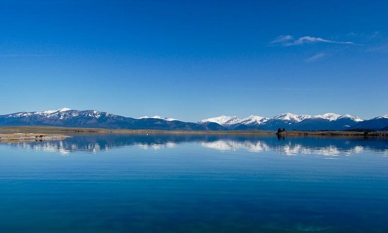 Browns Lake near Missoula Montana
