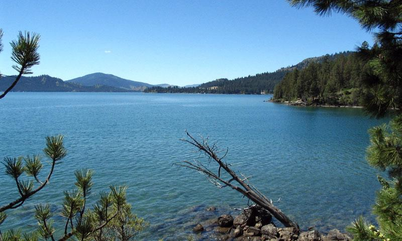 Flathead Lake Montana Fishing Camping Boating Alltrips