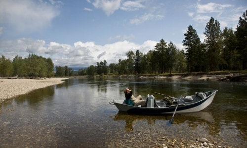 Missoula Fly Fishing Shops
