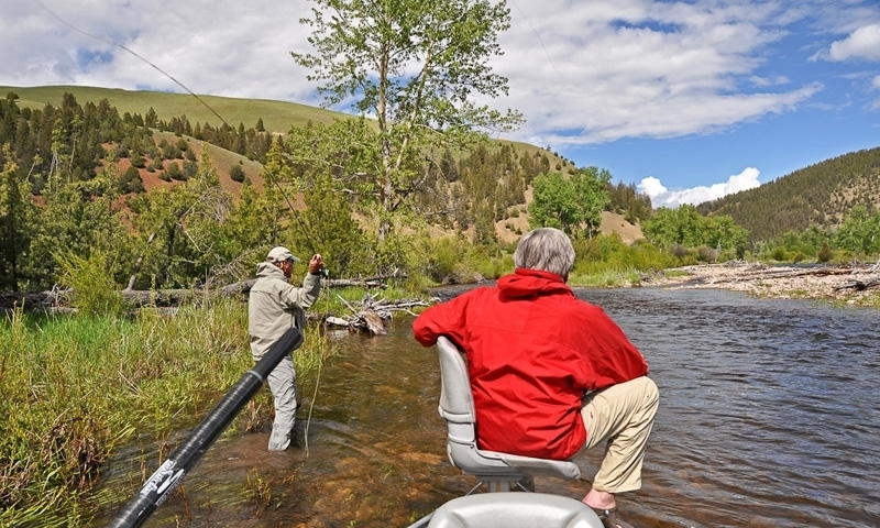 Rock Creek Fishing