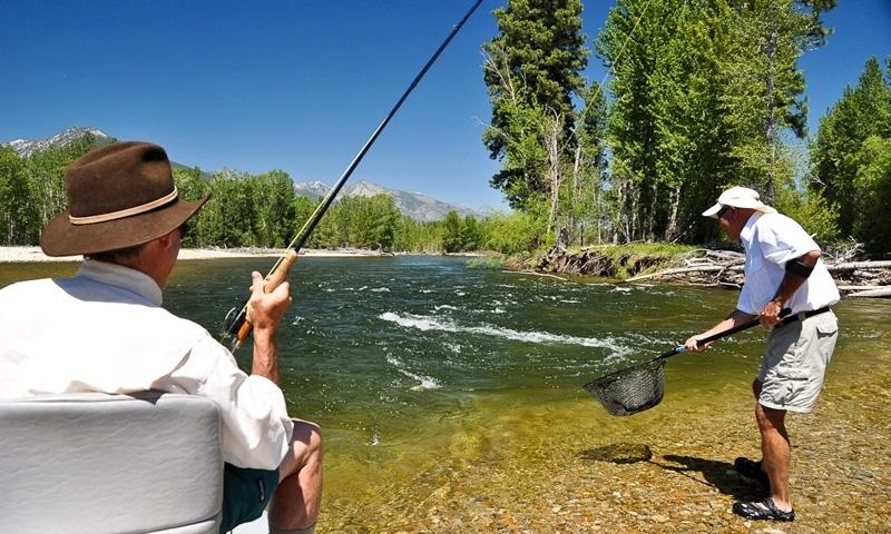 Bitterroot Valley Fishing