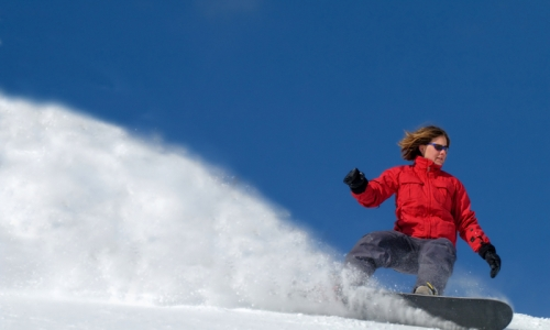 Missoula Snowboarding