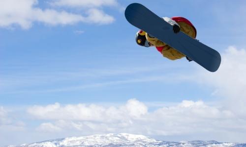 Missoula Montana Snowboarding