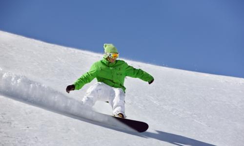 Missoula Montana Snowboard