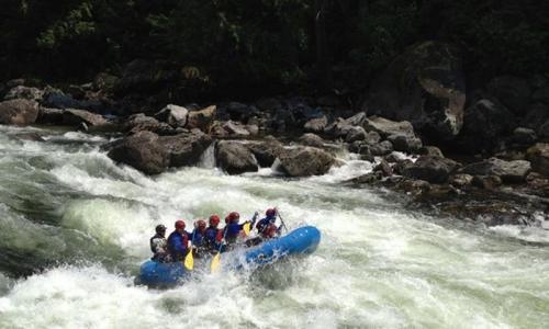 Missoula Rafting
