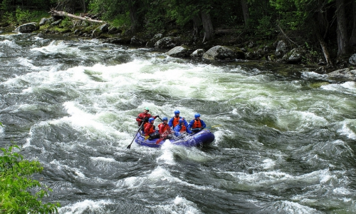 Missoula Whitewater Rafting