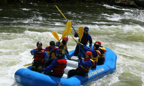 Missoula Montana Whitewater Rafting