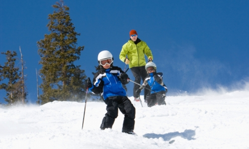Missoula Montana Kids Skiing