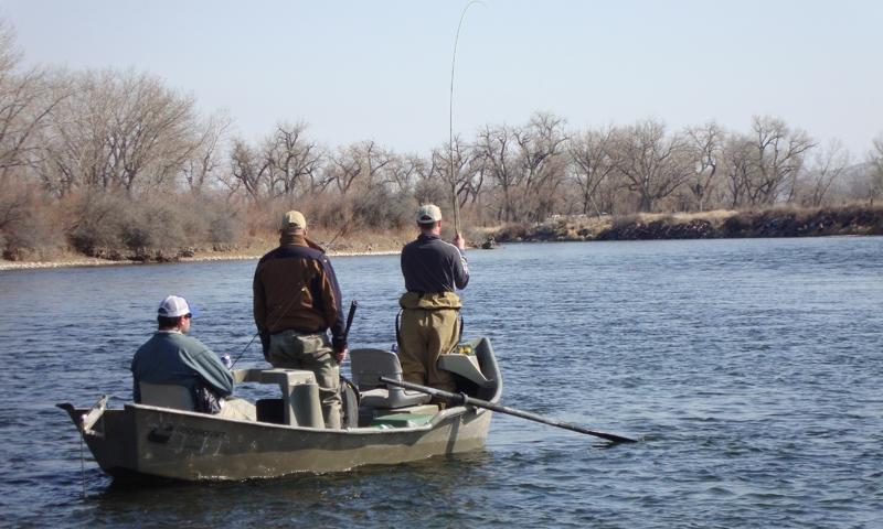 Big Hole River Montana Boating